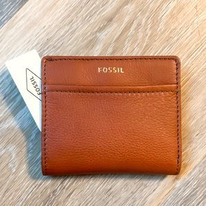 Fossil Tessa Bifold Wallet - Medium Brown